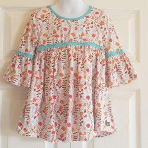 Matilda Jane Morning Sun Tunic Size 6 HS
